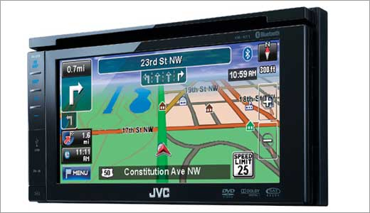 JVC planned to ship its new KW-NT1 in-dash navigation System in March. The system features built in Bluetooth, USB, AV-input, and SD card slot. The body is protected with 6.1-inch detachable faceplate. Regarding databse, the KW-NT1 stores 6 million POIs covering United States, Alaska, Hawaii, and Puerto Rico. Priced at […]