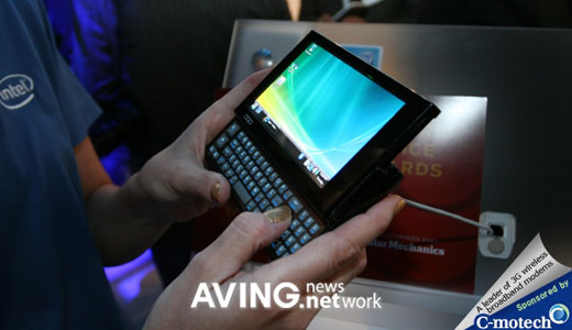 I like whenever OLED is featured on a new device. The new OQO model 2+ is one of a few OLED gadgets which is shown off during CES 2009 in Vegas. Configured with 1.86GHz Intel Atom processor and 2GB RAM, the 2+ doubles the performance of its predecessor. Other features: […]