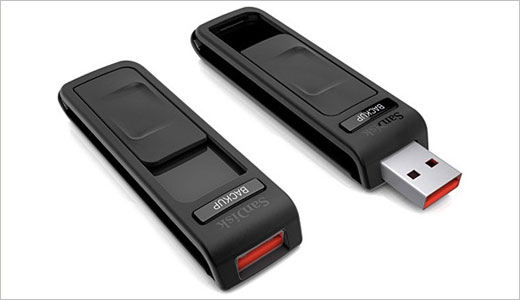 The SanDisk Ultra® Backup USB Flash Drive is claimed as the world's first USB flash drive with a backup button. Coming with password protection and AES hardware encryption, this drive offers data protection at the top level of security. The storage up to 64GB, large enough to backup almost of […]