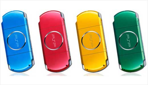 Sony PSP 3000 getting decorative touch that make it brighter. The mentioned device named PSP Carnival that comes with various bright colors including 'Vibrant Blue', 'Radiant Red', 'Bright Yellow' and 'Spirited Green'. Priced starting from $229, the Carnival packs currently available in Japan in limited numbers. Read