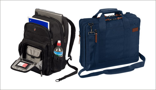 New laptop bags collection has been announced by Targus at CES. The collection includes the Venture collection that available in both backpack and topload bags. Designed for laptops up to 15.6-inches size, these Venture bags have an estimated retail price of $100 and $80 respectively. Read