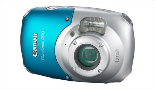Part of the Canon's new 2009 PowerShot lineup, the D10 waterproof (up-to-33-feet deep) camera is also freeze proof from 14 degrees Fahrenheit and shockproof up to 4 feet. Planned to ship in May 2009 with $330 of price tag, the D10 comes equipped with 12.1 MP CMOS image sensor and […]