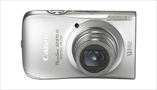 The SD970 IS the 8th of Canon's new 2009 PowerShot Lineup that I've posted so far. Set to be available in mid-April with $379.99 price-tag, the SD970 configured with 12.1-MP CMOS image sensor, 5x Optical Zoom lens with Optical Image Stabilization, and a large 3.0-inch PureColor LCD II screen. Powered […]