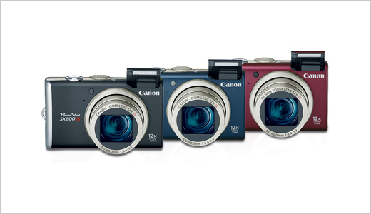 Also part of the Canon's new 2009 PowerShot lineup, the SX200 IS coming with DSLR-like features. It's available in three colors – black, blue and red, and installed with a powerful 12x Optical Zoom lens and wide-angle lens (28-336 mm equivalent), and Optical Image Stabilization. Expected to be available in […]