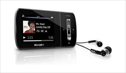 New GoGear Ariaz PMP was introduced by Philips. The Ariaz comes with 2-inch touchscreen control, built-in FM tuner, and Bluetooth stereo audio output. Available in 4, 8, and 16GB sizes, the Ariaz can act as a voice recorder. Its retail price starting from 79 euros but not available yet in […]