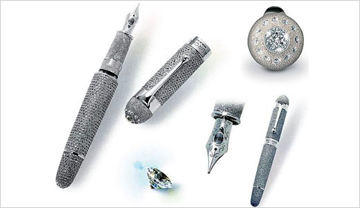 This pen is believed to costs you about €1 Million Euros, but the exact price is not known. You may wonder why this pen is so blah… actually I don't care but you may.. Created by Aurora, this pen contains 30 carats of diamonds and manufactured in Italy. I can't […]