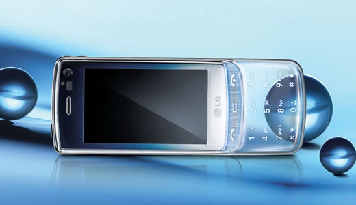 All of LG's competitors could be jealous this time as LG showing its one and only crystal phone with transparent keypad. You won't find similar handset outside, believe me. This phone has code name GD900 and is expected to hit the street in Q2 of 2009. Measuring 105 x 52 […]