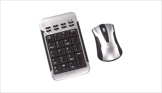 Working through one 2.4 GHz RF wireless USB receiver, both the Targus Wireless Keypad and Laser Mouse is designed for mobile users who want to keep a clutter-free workspace. The keypad features 19 full-sized keys and 7 Internet/media hot keys making it easy to adjust the volume, mute, play, pause […]