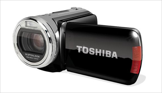 "Coming together with the P30 and H20, the new Toshiba P10 Camcorder offers full 1080p resolution recording, a 4x digital zoom, and 2.5"" LCD screen. And Price at £99.99, the P10 also able to capture 5.0 MP still images. Other features include an SD card slot for up to 32GB […]"