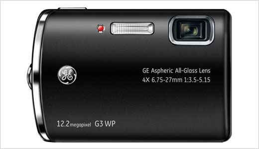 The new GE G3WP camera is not the world's first waterproof camera, but that's not the point. Featuring 12.2 megapixels of resolution, 4x optical zoom, and a 2.7-inch LCD screen which automatically adjusts to changes in ambient light, the G3WP is waterproof to 10 feet (3 meters) that perfect for […]