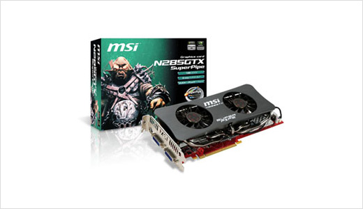 The new N285GTX SuperPipe just announced by MSI as the company's first card to use SuperPipe technology. The MSI's SuperPipe technology uses special 8mm thick heatpipes that are 60% thicker than the traditional pipes, and show about a 90% improvement in thermal efficiency. And it also equipped with a Twin […]