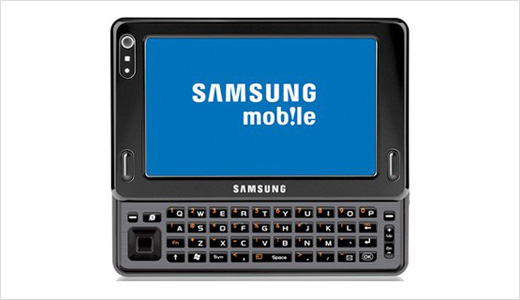 The new Samsung SWD-M100 Mondi was announced by Samsung as the first handheld Wimax device in the U.S. even though its availability is not known yet. The device features a touch screen, QWERTY keyboard, and able to access the Internet via Clear's mobile Wimax network. Read