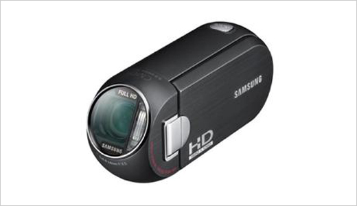 Claimed as the smallest full HD (1080p) camcorder in existence, the new Samsung HMX-R10 is expected to be available in UK in April. It weighs just 229g, light enough to host 12 megapixel camera with 5x optical zoom, and a 2.7-inch flip-out touch screen. Read