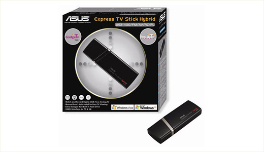 I've been so long waiting a new product related to TV tuner for my laptop. And now I found the new ASUS Express TV Stick that allows users to watch digital (DVBT) and analog TV as well as offers free 4GBs storage. To use the stick is easy, just plug […]