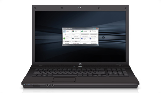 Designed for SMB users, the new business laptop from HP – ProBook 4710s powered by the latest Intel Core™ 2 Duo processors and the ATI Mobility Radeon HD 4330, with up to 512 megabytes of GDDR2 for video memory to drive its 17.3-inch diagonal HD widescreen display. Highlights: Wi-Fi, Bluetooth, […]