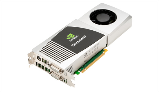 Mentioned as the most advanced professional graphics card available in the market, the NVIDIA Quadro FX 4800 has been brought to Mac Pro user. This card aims to deliver a substantial boost in graphics performance and capabilities suitable for architecture, content creation, science and medicine.