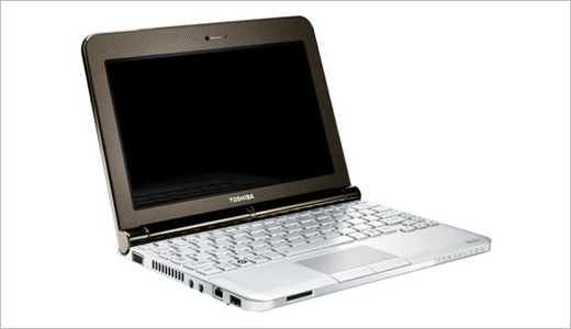 "Available in brown, black, white, and pink theme, the Toshiba Mini NB200 weighing in at 1.1Kgs with 10.1"" widescreen TruBrite LED backlight display. It's configured with N270 or N280 1.6GHz Intel Atom Processor, 160GB integrated HDD, and equipped with 3D-accelerometer monitoring system to detect any shocks and vibrations for its […]"