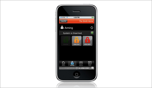 The new iPhone App from Alaram.com allows its customers to monitor and control their home/business security system on-the-go. The app allows users to watch real-time video footage and recorded video clips showing events that happened while they were away. You can download the app immediately through the Apple iTunes App […]