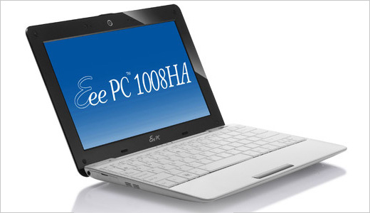 "After months since its first introduction at CeBIT 2009 in Hannover, Germany, finally the new Eee PC Seashell aka Eee PC 1008HA is available for Japan customers. Highlights: Intel Atom N280 processor, 1GB or RAM, a 10"" WSVGA LED Backlight screen, Bluetooth, and 160GB of HDD."