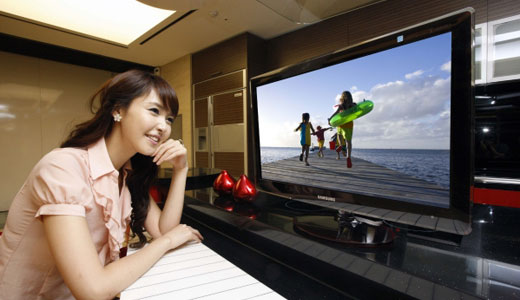 The new Samsung P2370HD monitor comes with built-in HDTV tuner. Measuring 23-inch wide (diagonally) this new monitor features premium crystal design and priced at a mere $409. Launched in Korea, the P2370HD also equipped with a HDMI port and built-in stereo speakers. Is it an inexpensive way to enjoy HD […]