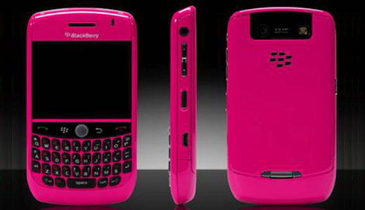 """Available for blackberry bold, Javelin, Curve, storm, Apple Iphone, Ipod shuffle, ipod touch, ipod classic, computers, Nintendo Wii, DSi, Xbox, playstion and PSP, the Amosu Colour Couture creates colour mobile phones in any colour and personlise it with any name or logo. Alexander Amosu says """"personalisation is key to stand […]"""