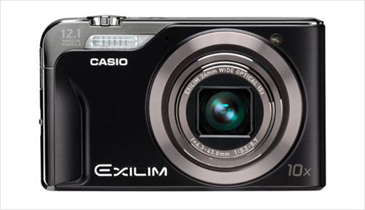 The new Casio EXILIM EX-H10 is a 12.1 MP compact camera with 10x optical Superzoom. What does it mean? It's super because it's still compact though covering 10x zoom optically instead of digitally. Set to be available beginning today for £299, the camera's battery supports up to 1000 shots with […]