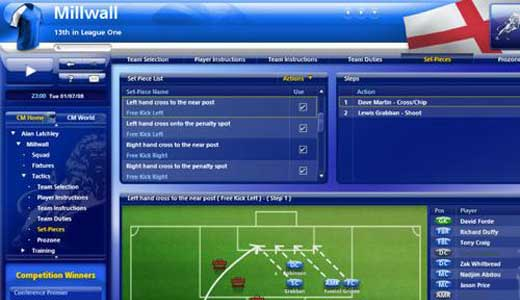 EPL will start in August with no Cristiano Ronaldo in it, but who cares when a month later (September 2009) you can buy back him in Championship Manager 2010. In this new game, you can download monthly updates from real-life results and then take over your favourite team. I want […]
