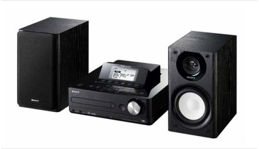 Also form Sony, the GIGA JUKE NAS-E300HD is an alternative to the GIGA JUKE NAS-SC500PK. The E300HD doesn't offer multi-room feature and its storage capacity is only 80GB instead of 160GB. Compatible with MP3, AAC and WMA formats, the NAS-E300HD delivers 60W of amplification and equipped with built-in WM-PORT. It […]