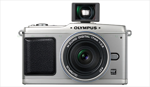 Coming in small size and retro style, the new Olympus E-P1 Micro FourThirds Camera is capable of movie recording in HD quality and picture snapping in D-SRL quality. This 12MP hybrid camera features 3″ LCD, image stabilisation, a dust reduction system, bright interchangeable lenses, FL-14 flash (optional), TruePic V image […]