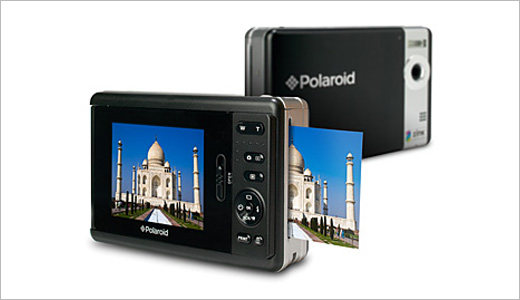 """It's decades ago when Polaroid started capturing the world with instant camera, and now they do it again but in digital way. Available from firebox.com for £229.95, the Polaroid 2 (Polaroid Two) takes a picture then ejects a print on a 2""""x3"""" slice of sticky-back photo paper (in 40 seconds), […]"""
