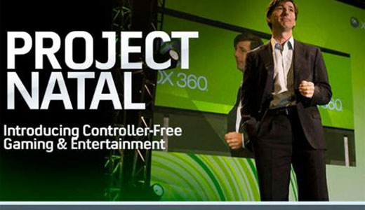 "We can call it ""controller without controller"", yeah.. the Project Natal using camera to detect your body motion in order to control your Xbox 360 games. And beside its ability to understand complex body motion such as kicking a ball, the Project Natal also able to recognizes your face for […]"