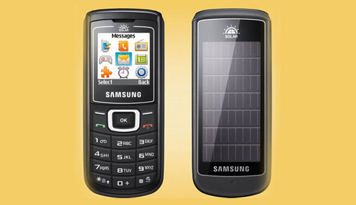 The Samsung E1107 Crest phone comes with a solar panel on the back side. The panel is designed to charge its 800 mAh battery. But it seems the panel won't save you much because to get 5-10 minutes of extra talk-time, you need to place the phone 1 hour under […]