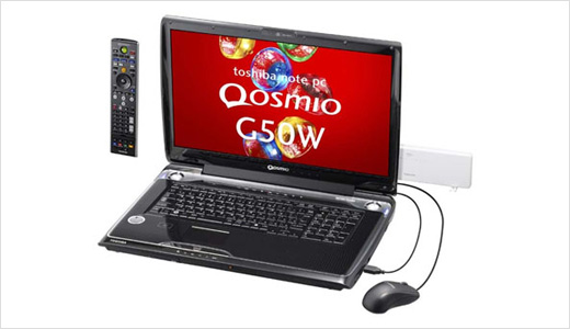 Priced at more than $3000, the new Toshiba Qosmio G50W/95JW laptop is expected to be available in Japanese market in July 2009. This pricey laptop comes with high-spec as everybody expected except its size. Configured with 18.4-inch display which is driven by a 512MB nVidia GeForce 9600M GT dedicated graphic […]