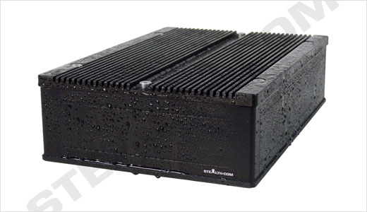 With pricing starts at $1995, the new Stealth WPC-500F rugged PC utilizing advanced heat pipe technology instead of common cooling fans. This rugged and tiny PC is completely water-tight, surviving liquids, chemicals, dust and dirt intrusion. The WPC-500F is designed for use within the Industrial, Commercial, Scientific Research, Military, Marine, […]