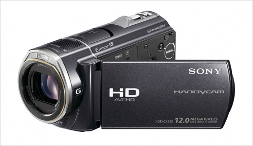 The Sony's new Handycam HDR-CX520VE HD camcoreder is equipped with 64GB built-in memory or equal to 25 hours of detail-packed Full HD and 5.1 channel surround sound, long enough for your whole week end, right?. This HD camcorder boasts an ultra-high resolution Exmor R™ CMOS Sensor completed with Sony G […]