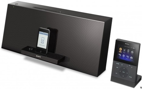 """Coming with minimalist design, the new Sony NAS-Z200iR music system is intended for use with multiple music sources including iPod, Walkman, CDs, phones, radio, etc. And Labeled as """"do-it-all"""" compact audio system, the device also able to stream the music library that's on your PC as well as to listen […]"""