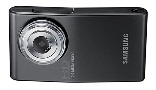 To compete head-to-head with the Flip, Samsung introduced HMX-U10 Full HD Camcorder. This camcorder able to capture still image at 10MP resolution and capable of recording video with 1080p full HD resolution, of course. The HMX-U10 measures 56 x 103 x 15.5mm and weighs at only 95gr, small enough to […]
