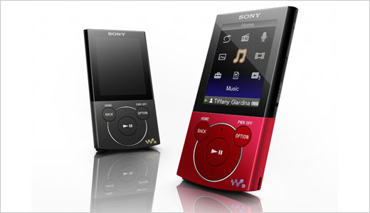 """The new WALKMAN E440 Series Video MP3 Players are scheduled to be available in stores later this month and will be offerd in black or red options. The E440 features 2"""" QVGA Colour LCD screen, Clear Audio technology, a 5-band equaliser, WMA and WMV support, built-in FM tuner, and Long […]"""