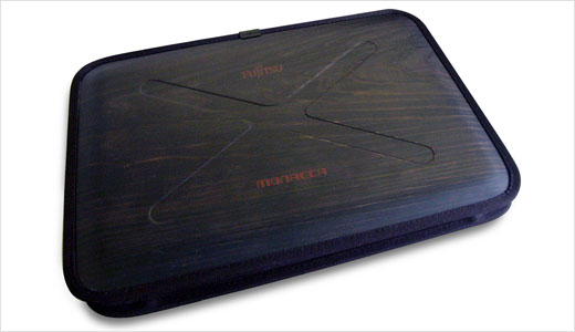 """WoodShell is the environmentally friendly laptop which is developed by Fujitsu based on its """"Sustainable Design"""". Using natural materials such as cedar lumbers and plant-based plastic, the WoodShell allows users to enjoy the feeling of touching woods, changing of colors upon longer use, I will love this experience. Presented last […]"""