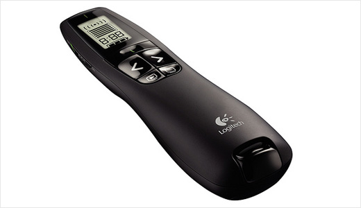 Designed for professionals who give presentation in their daily works, the new Logitech Professional Presenter R800 is expected to hit the stores this month. Utilizing the R800, the presenter can keep track of time, thank to the LCD display which also showing the wireless reception. It allows presenter to move […]