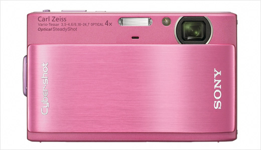 Available in five funky colors including pink, the new Cyber-shot TX1 camera is only 14.1mm thin that very comfort for both your hand and your pocket. This 10.2 MP compact camera equipped with Exmor R™ CMOS Sensor and BIONZ imaging processor for responsive shooting and superb low-noise images, even in […]