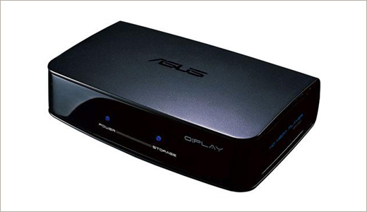 The O!play HDP-R1 HD media player is designed by Asus to access any musics and videos stored in any storage drive and play it through HDTV. For accessing files, the player supports eSATA, USB 2.0 and LAN connectivity. And for user's convenient, it's also packed with a remote control. Read