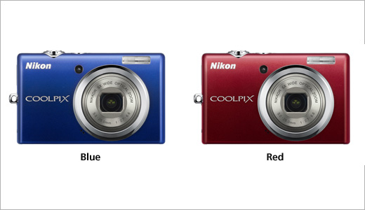 Priced at about $200, the Nikon COOLPIX S570 camera is expected to be available next month (September) and will be offered in five different colors of choice including Black, Warm Silver, Red, Blue and Pink (see pictures). The S570 features 12.0 megapixels; a 5x wide-angle Zoom-NIKKOR glass lens; ISO 3200 […]