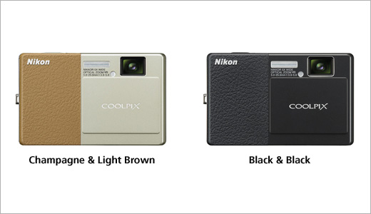 Coming with dual texture design, the fashionable Nikon COOLPIX S70 camera was announced today along with the S1000pj, S570, and S640. The camera will be available in a choice of Champagne & Light Brown, Champagne & Beige, Red & Dark Red, Red & Red, or Black & Black colors (see […]