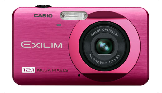 Equipped with Intelligent AF, the new Casio EXILIM Zoom EX-Z90 compact camera produces a 12.1 effective megapixel image while boasts a 3X optical zoom lens. This stylish camera is capable of detecting non-human photo subjects in the whole composition and determines the focus and exposure area, thanks to the Intelligent […]