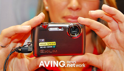 Presented at IFA2009, the High Speed Casio EXILIM EX-FS10 camera features 9.1 MP CMOS sensor and 3x optical zoom, 2.5-inch TFT Super Clear LCD, HD Video capability (1280 x 720 pixel), and highspeed-anti shake. As a highspeed camera, it's capable of capturing picture up to 30 pictures per second and […]