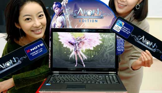 Are you an AION 3D game lover? then you should feel lucky now as LG and AION's developer working hand in hand to develop specific laptop to play the game. The XNOTE R590 AION Edition boasts 15.6-inch LED-lit LCD screen which is driven by 1GB NVIDIA GeForce GT 230M DDR3 […]