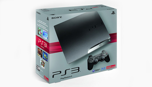 The 250GB slimline PlayStation 3 is already available for pre-order on Amazon.com. The item will be released on November 3, 2009 with pricing of $350. Buy at Amazon