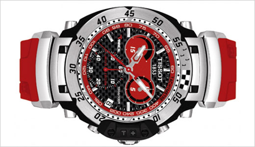 The T-Race Nicky Hayden 2009 is one of the Tissot's new collection which are made only 4999 units. Do you want to be known as one of Nicky Hayden's supporters? Just pay the price, it's only $775. Then wear it wherever you go, the red rubber strap will mention to […]