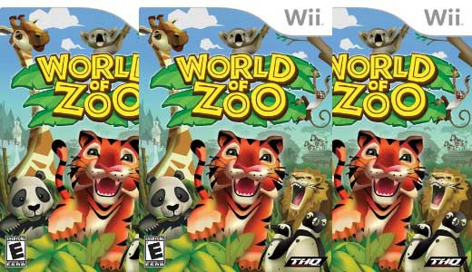 The World of Zoo is now available for Wii™, Nintendo DS™ and Windows PC. Designed for everyone who love animal, this game allows users to create and customize their zoo experience and develop hands on relationship to earn the trust and love of their animals.